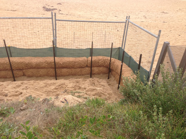 Hindside Siltation Solutions Coir Logs Supply and Installation NSW Central Coast Sydney Newcastle